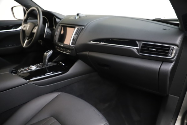 New 2019 Maserati Levante Q4 for sale Sold at Bentley Greenwich in Greenwich CT 06830 22