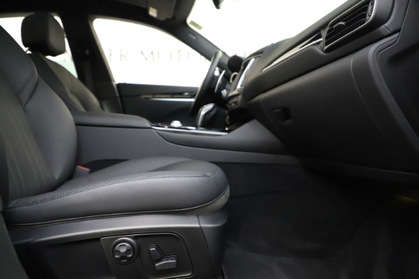 New 2019 Maserati Levante Q4 for sale Sold at Bentley Greenwich in Greenwich CT 06830 23