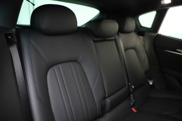 New 2019 Maserati Levante Q4 for sale Sold at Bentley Greenwich in Greenwich CT 06830 26