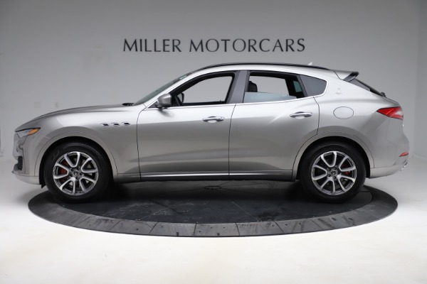 New 2019 Maserati Levante Q4 for sale Sold at Bentley Greenwich in Greenwich CT 06830 3