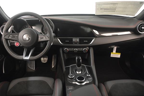 New 2019 Alfa Romeo Giulia Quadrifoglio for sale $79,340 at Bentley Greenwich in Greenwich CT 06830 18