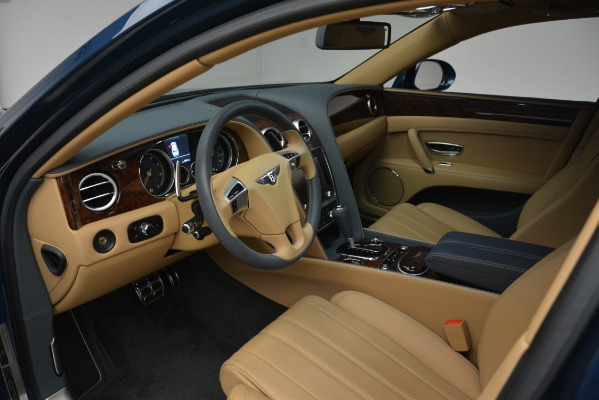 Used 2016 Bentley Flying Spur V8 for sale Sold at Bentley Greenwich in Greenwich CT 06830 17
