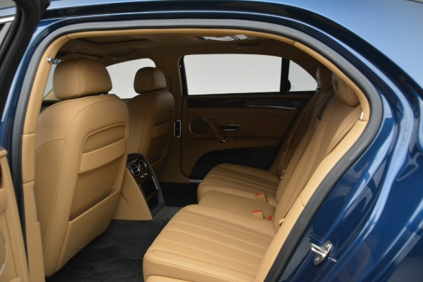 Used 2016 Bentley Flying Spur V8 for sale Sold at Bentley Greenwich in Greenwich CT 06830 21