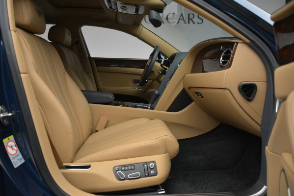 Used 2016 Bentley Flying Spur V8 for sale Sold at Bentley Greenwich in Greenwich CT 06830 28