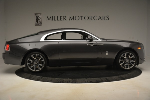 Used 2018 Rolls-Royce Wraith for sale $259,900 at Bentley Greenwich in Greenwich CT 06830 10