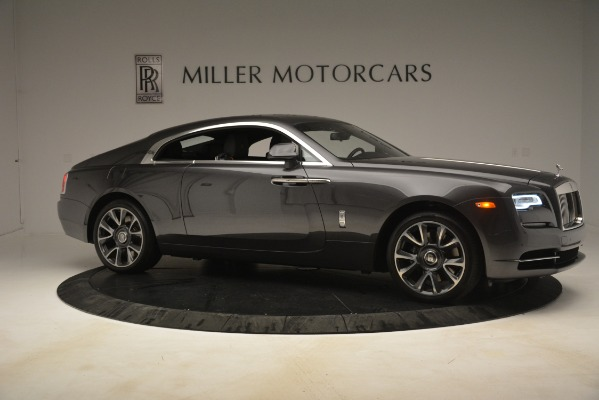 Used 2018 Rolls-Royce Wraith for sale $259,900 at Bentley Greenwich in Greenwich CT 06830 11