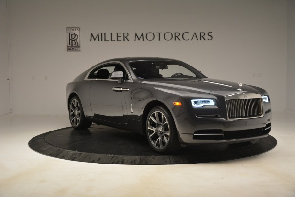 Used 2018 Rolls-Royce Wraith for sale $259,900 at Bentley Greenwich in Greenwich CT 06830 12