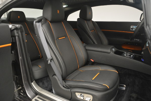 Used 2018 Rolls-Royce Wraith for sale $259,900 at Bentley Greenwich in Greenwich CT 06830 14