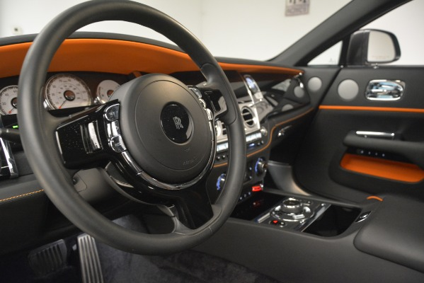 Used 2018 Rolls-Royce Wraith for sale $259,900 at Bentley Greenwich in Greenwich CT 06830 17
