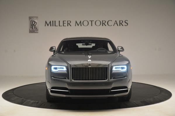 Used 2018 Rolls-Royce Wraith for sale $259,900 at Bentley Greenwich in Greenwich CT 06830 2