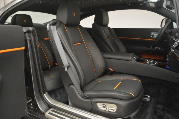 Used 2018 Rolls-Royce Wraith for sale $259,900 at Bentley Greenwich in Greenwich CT 06830 24