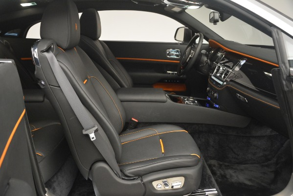 Used 2018 Rolls-Royce Wraith for sale $259,900 at Bentley Greenwich in Greenwich CT 06830 25