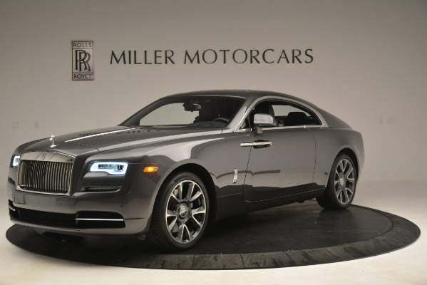 Used 2018 Rolls-Royce Wraith for sale $259,900 at Bentley Greenwich in Greenwich CT 06830 3