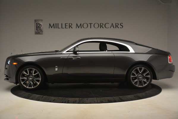 Used 2018 Rolls-Royce Wraith for sale $259,900 at Bentley Greenwich in Greenwich CT 06830 4