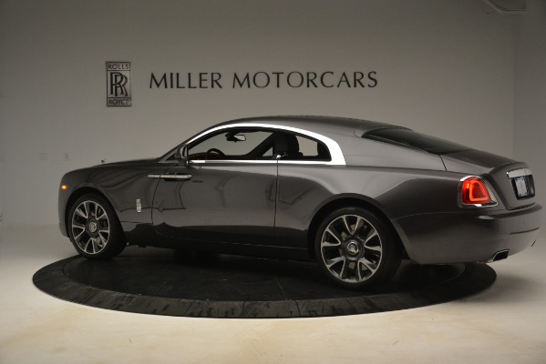 Used 2018 Rolls-Royce Wraith for sale $259,900 at Bentley Greenwich in Greenwich CT 06830 5