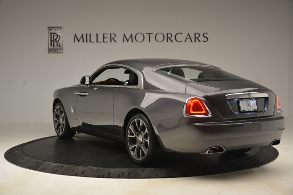 Used 2018 Rolls-Royce Wraith for sale $259,900 at Bentley Greenwich in Greenwich CT 06830 6