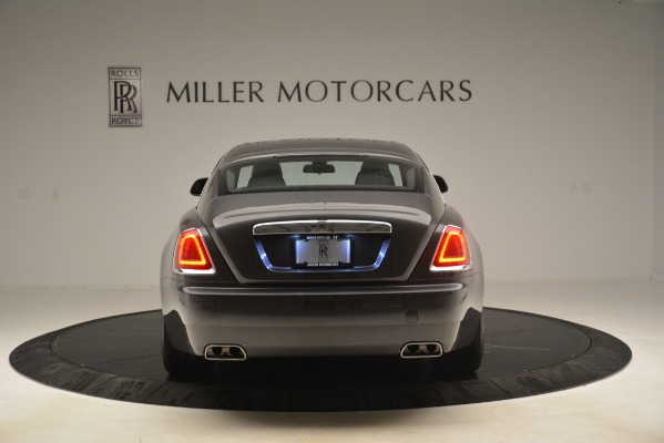 Used 2018 Rolls-Royce Wraith for sale $259,900 at Bentley Greenwich in Greenwich CT 06830 7