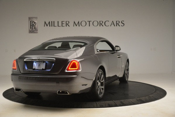 Used 2018 Rolls-Royce Wraith for sale $259,900 at Bentley Greenwich in Greenwich CT 06830 8