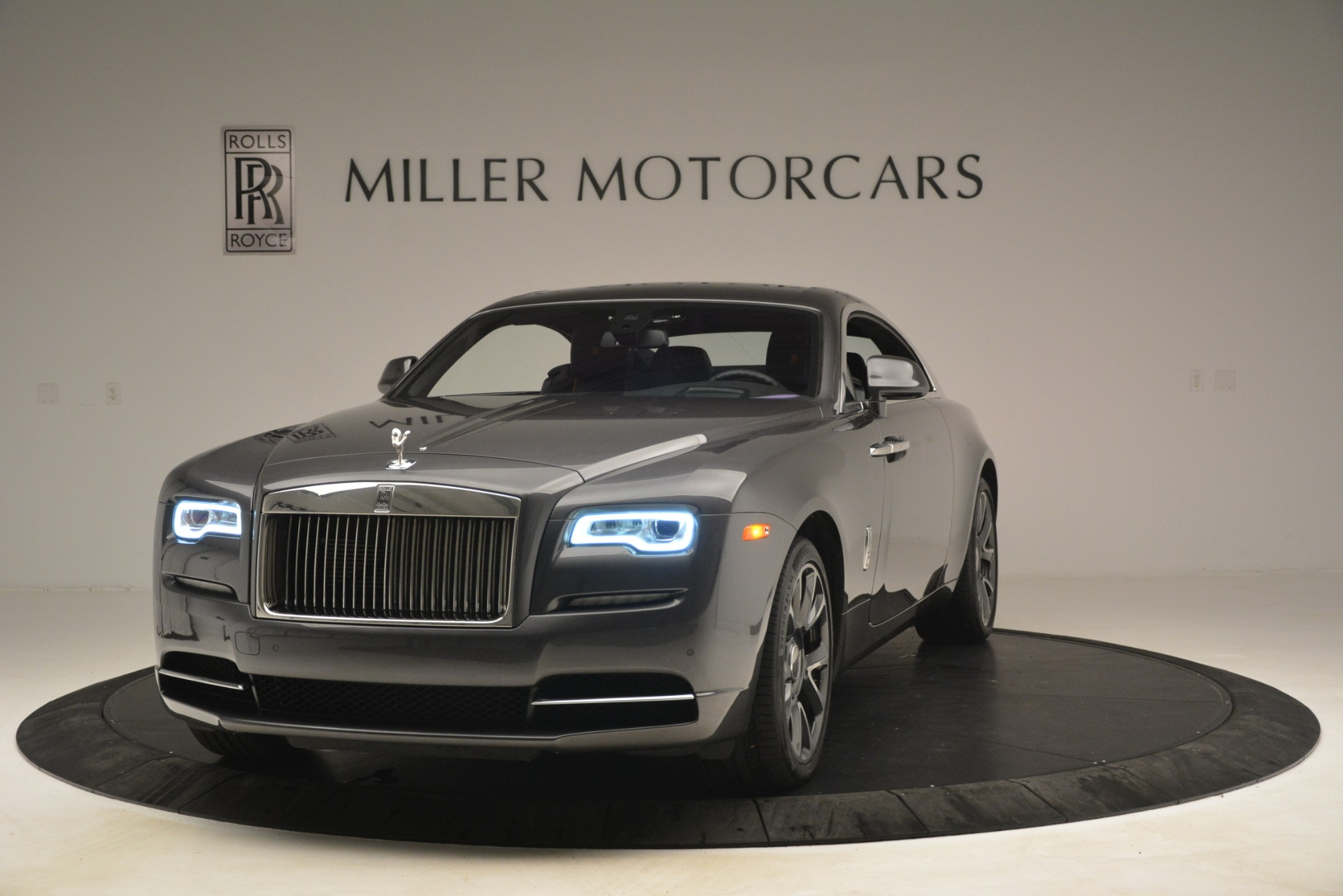 Used 2018 Rolls-Royce Wraith for sale $259,900 at Bentley Greenwich in Greenwich CT 06830 1