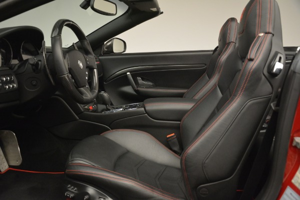 Used 2015 Maserati GranTurismo MC for sale Sold at Bentley Greenwich in Greenwich CT 06830 21