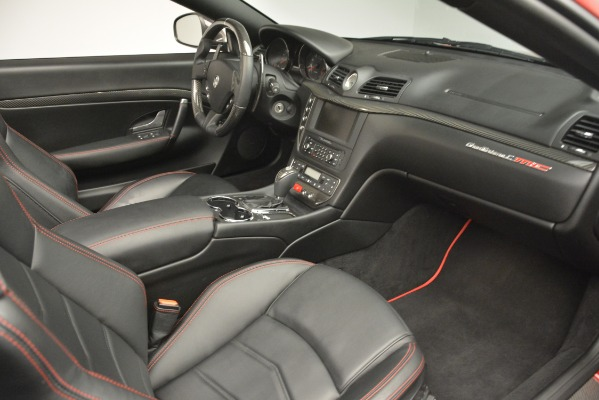 Used 2015 Maserati GranTurismo MC for sale Sold at Bentley Greenwich in Greenwich CT 06830 28