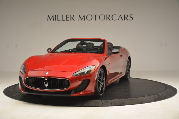 Used 2015 Maserati GranTurismo MC for sale Sold at Bentley Greenwich in Greenwich CT 06830 1