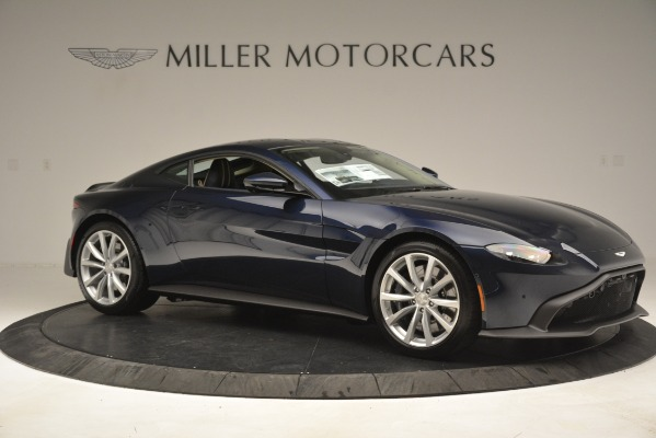 New 2019 Aston Martin Vantage V8 for sale Sold at Bentley Greenwich in Greenwich CT 06830 10