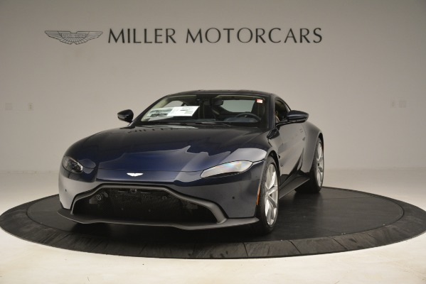 New 2019 Aston Martin Vantage V8 for sale Sold at Bentley Greenwich in Greenwich CT 06830 2