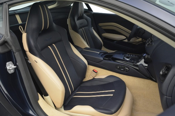 New 2019 Aston Martin Vantage V8 for sale Sold at Bentley Greenwich in Greenwich CT 06830 20