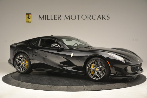 Used 2019 Ferrari 812 Superfast for sale Sold at Bentley Greenwich in Greenwich CT 06830 10