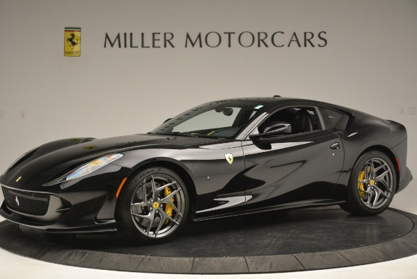 Used 2019 Ferrari 812 Superfast for sale Sold at Bentley Greenwich in Greenwich CT 06830 2
