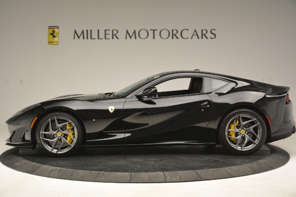 Used 2019 Ferrari 812 Superfast for sale Sold at Bentley Greenwich in Greenwich CT 06830 3