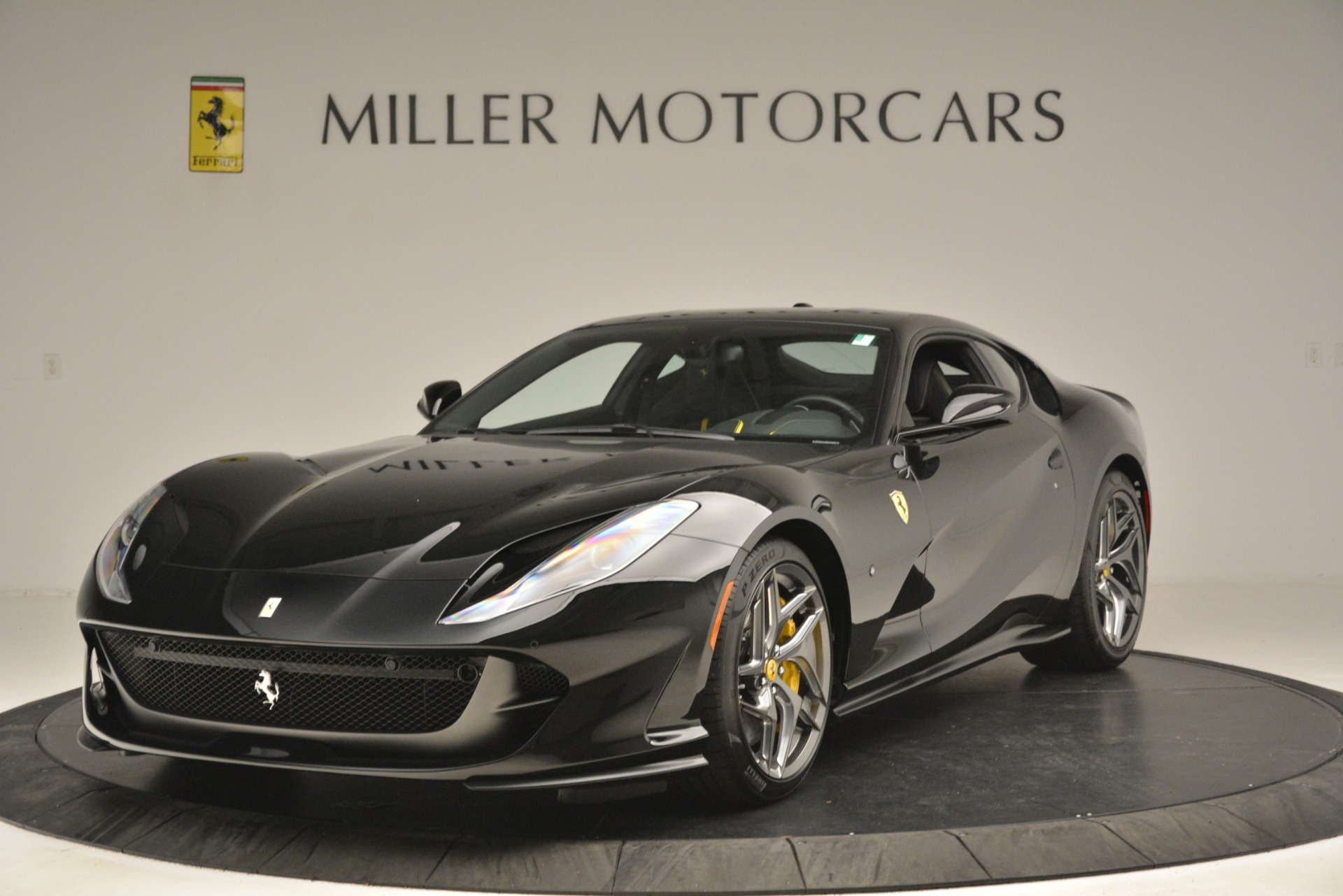 Used 2019 Ferrari 812 Superfast for sale Sold at Bentley Greenwich in Greenwich CT 06830 1