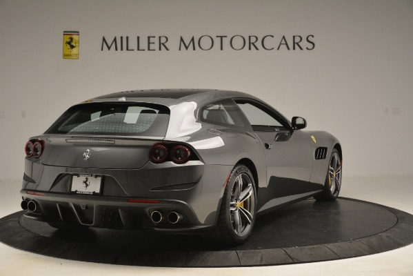 Used 2018 Ferrari GTC4Lusso for sale Sold at Bentley Greenwich in Greenwich CT 06830 7