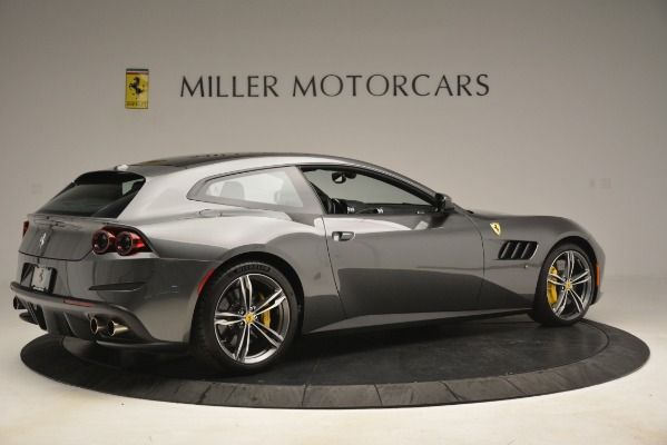 Used 2018 Ferrari GTC4Lusso for sale Sold at Bentley Greenwich in Greenwich CT 06830 8