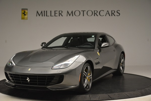 Used 2018 Ferrari GTC4Lusso for sale Sold at Bentley Greenwich in Greenwich CT 06830 1
