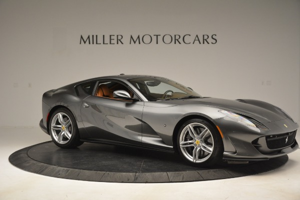 Used 2018 Ferrari 812 Superfast for sale $335,900 at Bentley Greenwich in Greenwich CT 06830 10