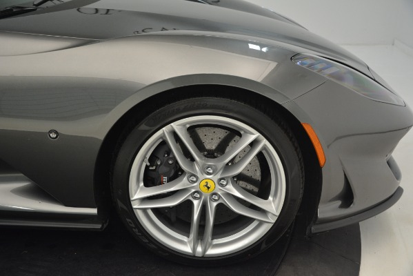 Used 2018 Ferrari 812 Superfast for sale $335,900 at Bentley Greenwich in Greenwich CT 06830 13