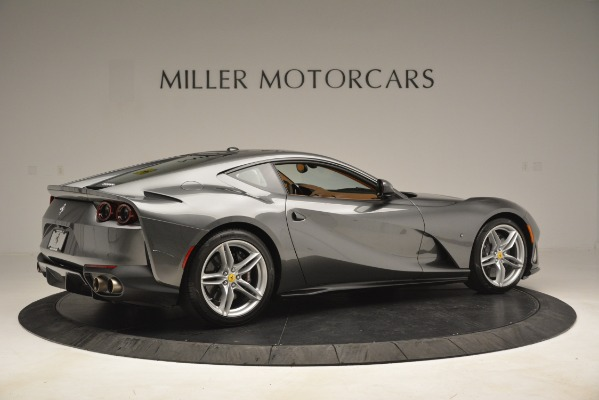 Used 2018 Ferrari 812 Superfast for sale $335,900 at Bentley Greenwich in Greenwich CT 06830 8