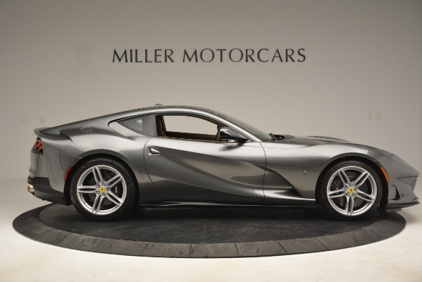 Used 2018 Ferrari 812 Superfast for sale $335,900 at Bentley Greenwich in Greenwich CT 06830 9