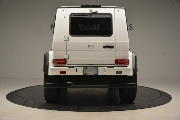 Used 2018 Mercedes-Benz G-Class G 550 4x4 Squared for sale Sold at Bentley Greenwich in Greenwich CT 06830 6