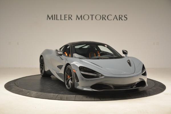 Used 2018 McLaren 720S Coupe for sale Sold at Bentley Greenwich in Greenwich CT 06830 11