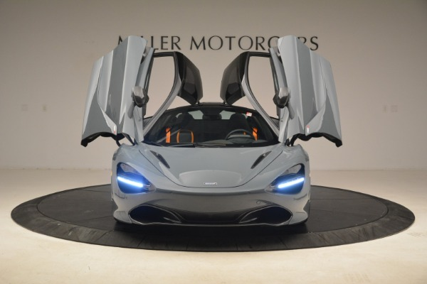 Used 2018 McLaren 720S Coupe for sale Sold at Bentley Greenwich in Greenwich CT 06830 13