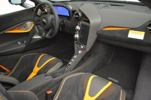 Used 2018 McLaren 720S Coupe for sale Sold at Bentley Greenwich in Greenwich CT 06830 18