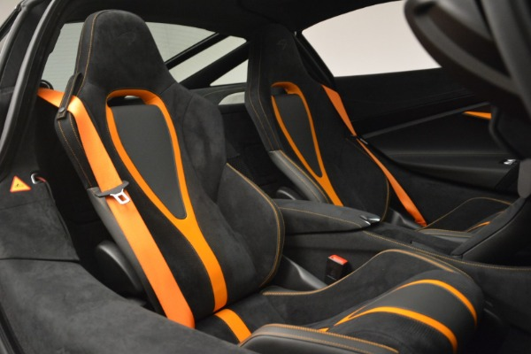 Used 2018 McLaren 720S Coupe for sale Sold at Bentley Greenwich in Greenwich CT 06830 20