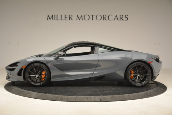 Used 2018 McLaren 720S Coupe for sale Sold at Bentley Greenwich in Greenwich CT 06830 3