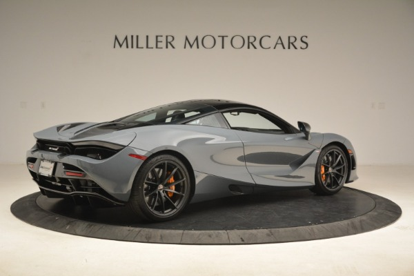 Used 2018 McLaren 720S Coupe for sale Sold at Bentley Greenwich in Greenwich CT 06830 8