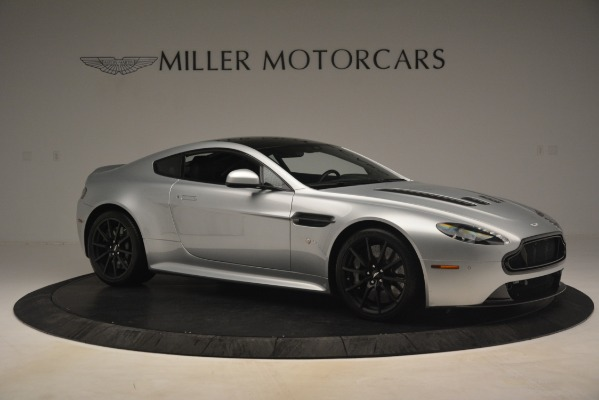 Used 2015 Aston Martin V12 Vantage S Coupe for sale $104,900 at Bentley Greenwich in Greenwich CT 06830 10