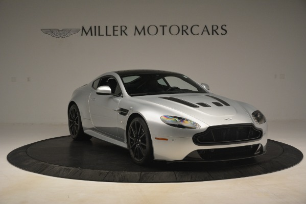Used 2015 Aston Martin V12 Vantage S Coupe for sale $104,900 at Bentley Greenwich in Greenwich CT 06830 11