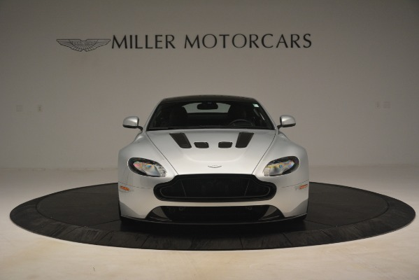 Used 2015 Aston Martin V12 Vantage S Coupe for sale $104,900 at Bentley Greenwich in Greenwich CT 06830 12
